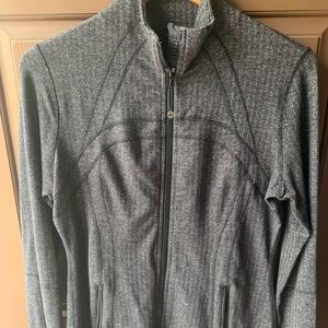 LULU LEMONA GRAY JACKET